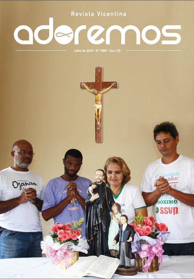 Revista Vicentina Adoremos - Edição 1008